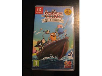 ADVENTURE TIME - PIRATES OF THE ENCHIRIDION / NINTENDO SWITCH / NYTT & INPLASTAT