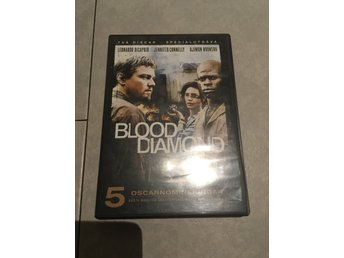 Dvd Blood Diamond