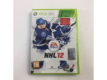 EA sports, XBOX-Spel, NHL 12 , Xbox 360