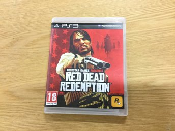 PLAYSTATION 3 SPEL, 1 st Red dead redemption