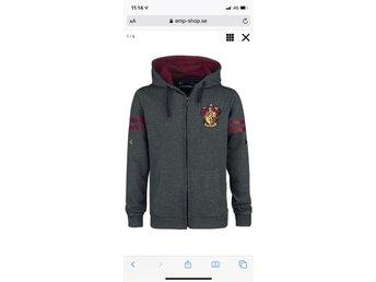 Huvjacka Harry Potter Gryffindor Sport Strl S