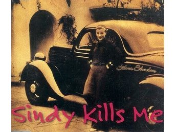 Sindy Kills Me ? Silver Shadow -CD EP