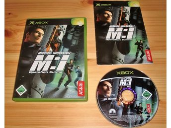 Xbox: Mission Impossible Operation Surma
