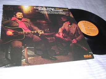 Johnny Russell - Catfish John (LP) VG+/VG+