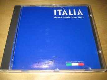 ITALIA - DANCE MUSIC FROM ITALY.