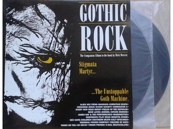 Various Artists titel*  Gothic Rock*2 × LP, Comp!