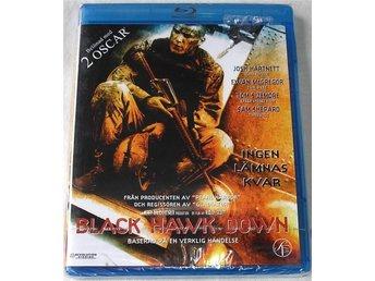 Black Hawk Down (Blu-ray) --NYTT-- - Bollnäs - Black Hawk Down (Blu-ray) --NYTT-- - Bollnäs