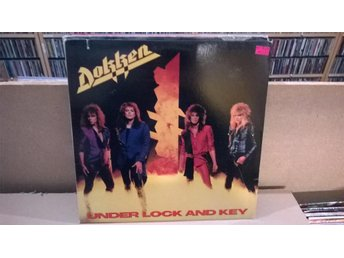 Dokken - Under lock and key, LP