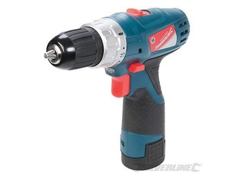 Silverstorm 10.8V Drill Driver cordless power drill tool