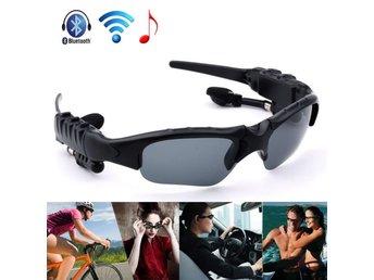 Trådlös Wireless Bluetooth Solglasögon SunGlasses Headset Headphones Handfree - Kristianstad - Trådlös Wireless Bluetooth Solglasögon SunGlasses Headset Headphones Handfree - Kristianstad