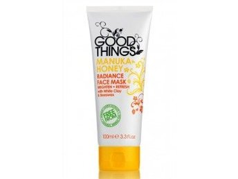 Manuka Honey Radiance Face Mask 100 ml Good Things