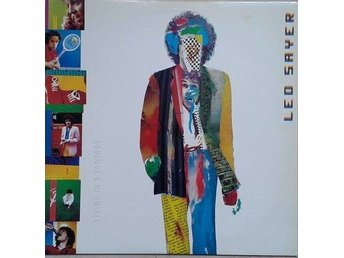 Leo Sayer‎  titel*  Living In A Fantasy