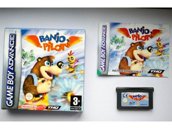 Banjo Pilot - Gameboy advance/Nintendo DS