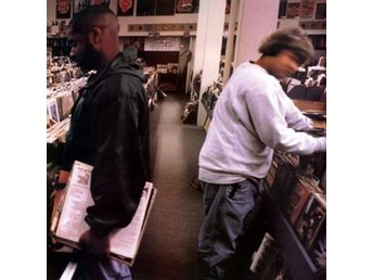 DJ Shadow: Endtroducing 1996 (CD) - Nossebro - DJ Shadow: Endtroducing 1996 (CD) - Nossebro