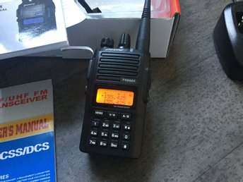 Puxing PX -888K Walkie Talkie
