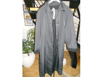 BURBERRY DAM TRENCH COAT STORLEK 44