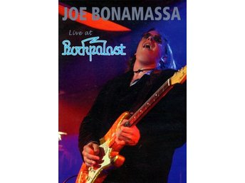 Bonamassa Joe: Live at Rock Palast (DVD) Ord Pris 159 kr SALE
