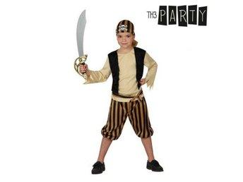 Maskeraddräkt för barn Th3 Party Pirat Storlek 7-9 år på Tradera.com - 792072fde2ce4