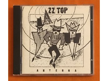 ZZ Top - Antenna - CD