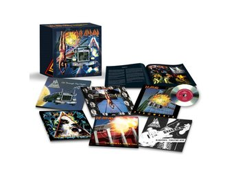 Def Leppard: CD Boxset volume one 1979-87 (7 CD)