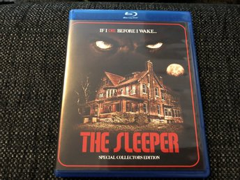 THE SLEEPER (2012, SPECIAL COLLECTORS EDITION, BLU-RAY + DVD)
