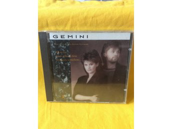 GEMINI - Karin & Anders Glenmark - Original CD - Polar 1985