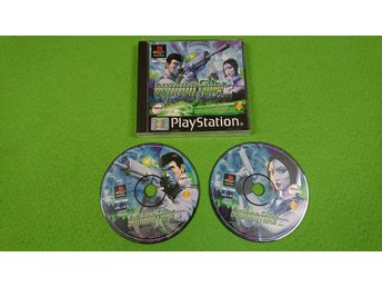 Syphon Filter 2 Playstation 1 PSone ps1