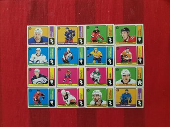LOT RETRO NHL Samlarkort O-Pee-Chee 18-19