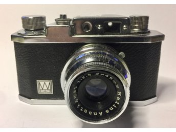 HALINA 35X- 1: 3,5 45 MM HALINA ANASITIGMAT  1959  HAKING ( BRITISH HONGKONG )