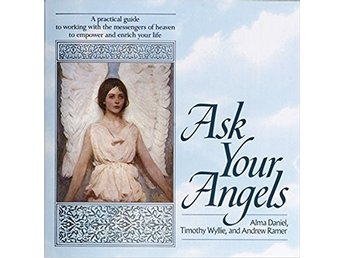 The Angel Oracle channeled from the Angels of Light. A part of the GRACE-process