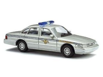 Busch 49081 - Ford Crown Victoria H0 - Ord.pris 98:- - Munka-ljungby - Busch 49081 - Ford Crown Victoria H0 - Ord.pris 98:- - Munka-ljungby