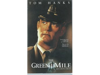 THE GREEN MILE /GRÖNA MILEN - TOM HANKS(SVENSKT-VHS FILM !!)