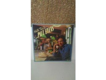 Paul Evans - Hello This Is Paul Evans, vinyl LP - Kungshamn - Paul Evans - Hello This Is Paul Evans, vinyl LP - Kungshamn