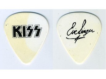 Plektrum Kiss Eric Singer 2012 The Tour