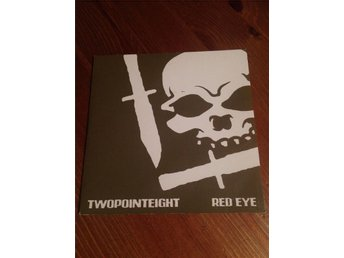 Twopointeight - Red Eye (singel, 2 låtar)