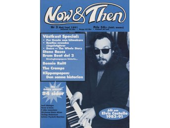 Now & Then Nr 3 - bl.a. Elvis Costello, Beatles, Stone Roses, Cramps, Klippan