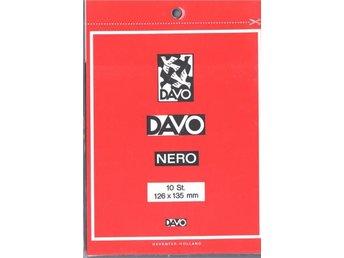Klämfix Davo Nero svart 126x135 - Växjö - Klämfix Davo Nero svart 126x135 - Växjö