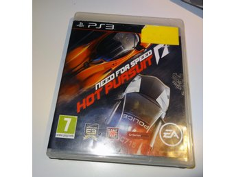 PS3-spel Need for speed  Hot pursuit