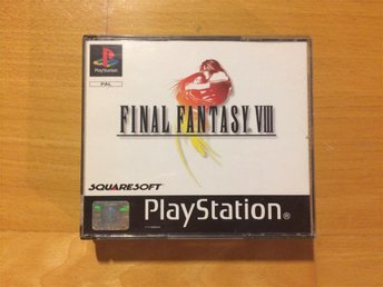 Final Fantasy VIII (8) - PlayStation