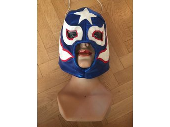 WRESTLINGs capé & mask !