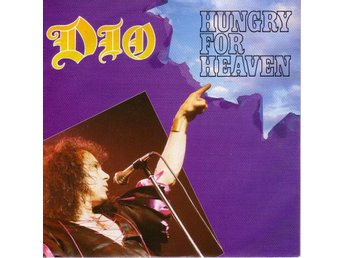 Dio-Hungry for heaven/Rainbow in the dark-live / 7""