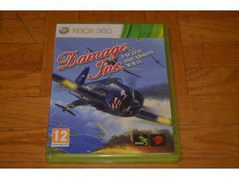 Damage Inc - Pacific Squadron WWII - Xbox 360