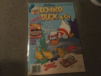 Donald Duck & Co Norsk i mycket fint skick