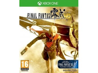 Final Fantasy Type-0 HD (Beg)