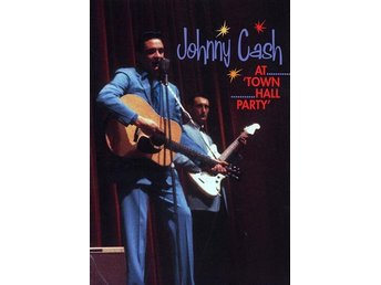 Cash Johnny: At Town Hall Party 1958 & 1959 (DVD)