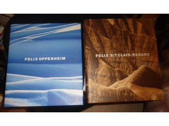 FELIX OPPENHEIM & FELIX S:T CLAIR RENARD: 25 Years of Outdoor photography /2 vol