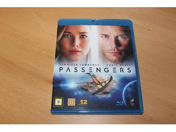 Blu-ray: Passengers (Jennifer Lawrence, Chris Pratt)