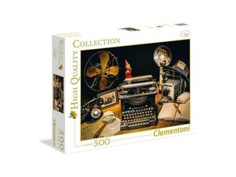 500 pcs. High Quality Collection THE TYPEWRITER
