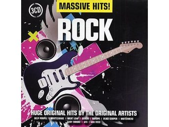 Massive Hits / Rock (3 CD)