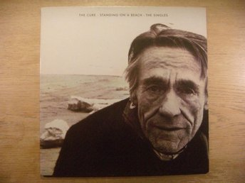 LP - The Cure: Standing on the Beach - The singles - UK-orig